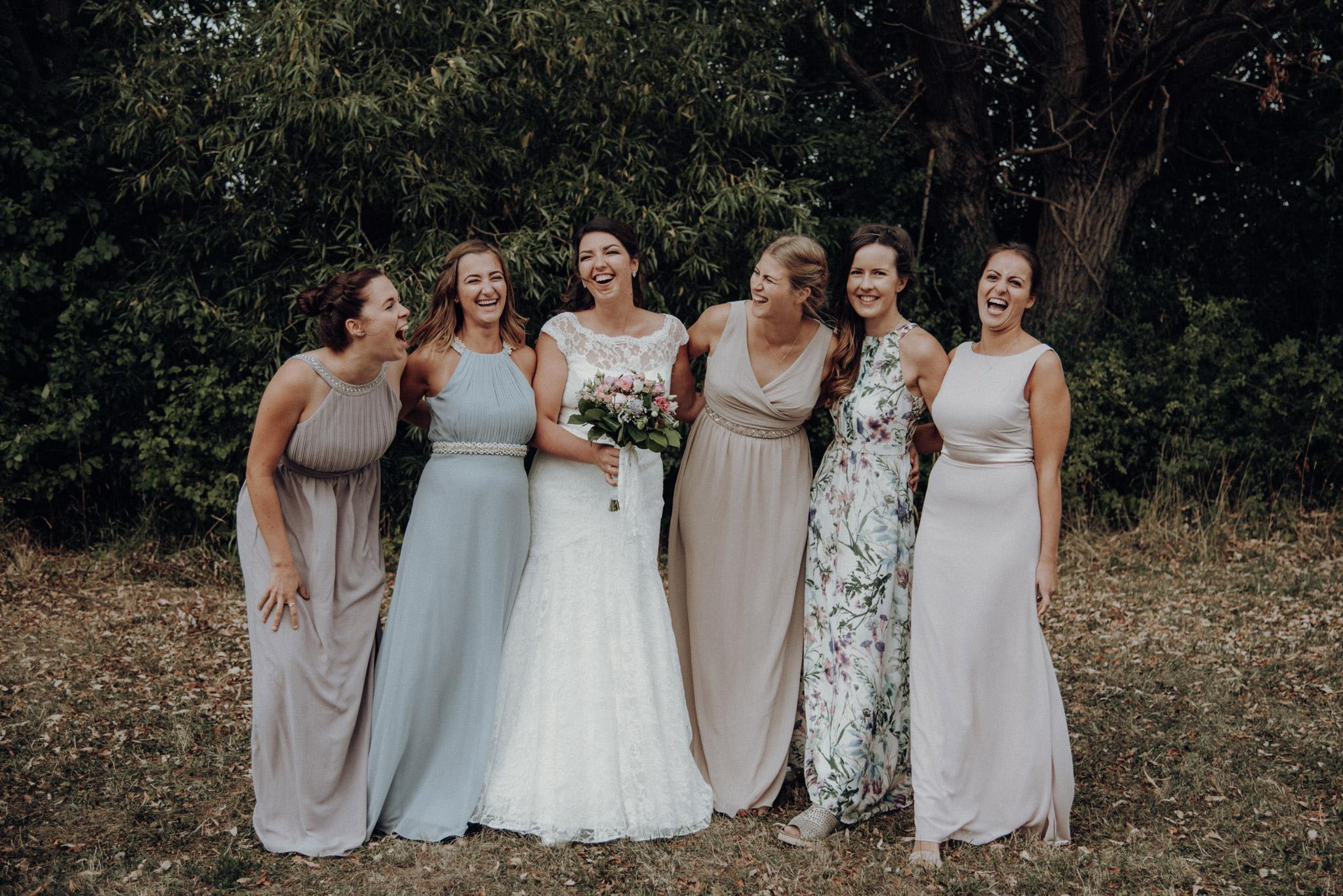 Gruppenbild Hochzeitsfotograf Gotha, Thüringen & Umgebung